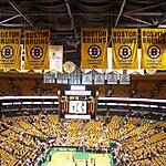 TD Garden Boston, USA