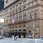 Carnegie Hall New York City, USA