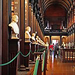 Old Library Dublin, Ireland