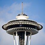 Space Needle Seattle, USA