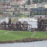 Gas Works Park Seattle, USA