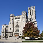 Scottish Rite Cathedral Indianapolis, USA