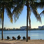 Bay Front Park Miami, USA