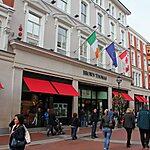 Brown Thomas Dublin, Ireland