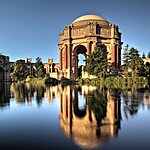 Palace of Fine Arts San Francisco, USA