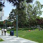 Yerba Buena Gardens San Francisco, USA