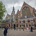 Oude Kerk Amsterdam, Netherlands
