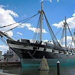 USS Constellation Baltimore, USA