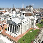 Basilica of the National Shrine of the Assumption of the Blessed Virgin Mary Baltimore, USA