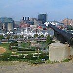 Federal Hill Park Baltimore, USA