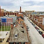 Little Italy Baltimore, USA
