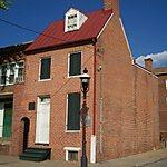 Edgar Allen Poe House Baltimore, USA