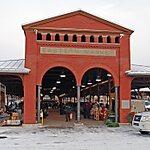 Eastern Market Detroit, USA