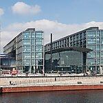 Berlin Hauptbahnhof Berlin, Germany