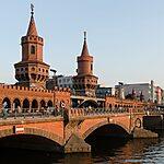 Oberbaumbrücke Berlin, Germany