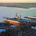 USS Midway Museum San Diego, USA