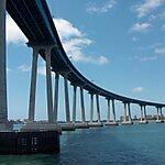 Coronado Bridge San Diego, USA