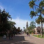 El Prado San Diego, USA