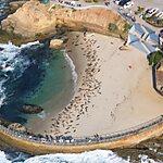 Childrens Pool Beach San Diego, USA