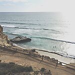 La Jolla Shores Beach San Diego, USA