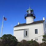 Old Point Loma Lighthouse San Diego, USA