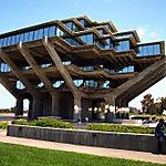 Geisel Library San Diego, USA