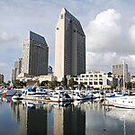 Seaport Village San Diego, USA