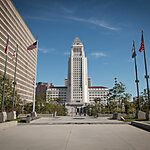 Los Angeles City Hall Los Angeles, USA