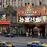 El Capitan Theatre Los Angeles, USA