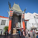 TCL Chinese Theatre Los Angeles, USA