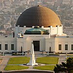 Griffith Observatory Los Angeles, USA
