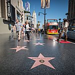 Walk of Fame Los Angeles, USA