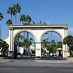 Paramount Studios Los Angeles, USA