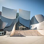 Walt Disney Concert Hall Los Angeles, USA