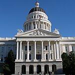 California State Capitol Sacramento, USA
