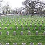 Camp Chase Confederate Cemetery Columbus, Ohio, USA