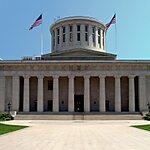 Statehouse Columbus, Ohio, USA