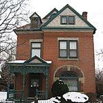 Thurber House Columbus, Ohio, USA