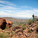 Camelback Mountain Phoenix, Arizona, USA