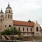 Saint Mary's Basilica Phoenix, Arizona, USA