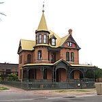 The Rosson House Phoenix, Arizona, USA