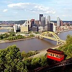 Duquesne Incline Pittsburgh, USA