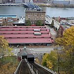 Monongahela Incline Pittsburgh, USA