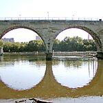 Stone Arch Bridge Minneapolis, USA