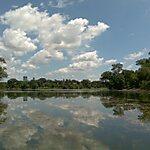 Lake of the Isles Minneapolis, USA