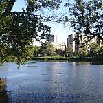 Loring Park Minneapolis, USA