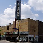 Uptown Minneapolis, USA