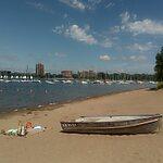 Lake Calhoun Minneapolis, USA