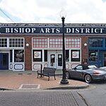Bishop Arts District Dallas, USA