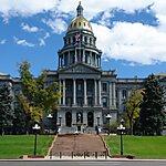 Colorado State Capitol Denver, USA